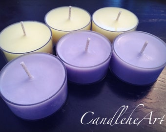 Tealight Soy Candle -Set of 6