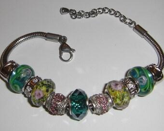 Color Bracelet - GREEN