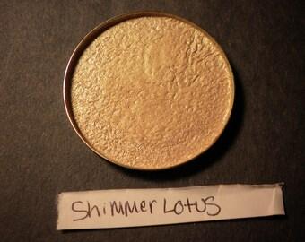 Shimmer Lotus 44 MM pressed mica vegan highlighter