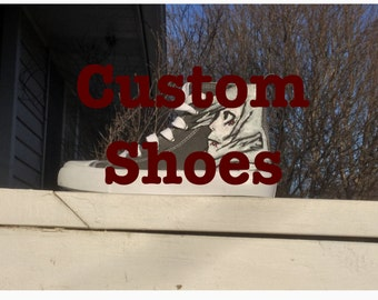 Custom Design Shoes