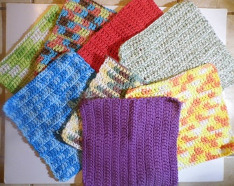 Dishcloths -- Set of 3