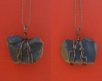 Quartz Gem Necklace