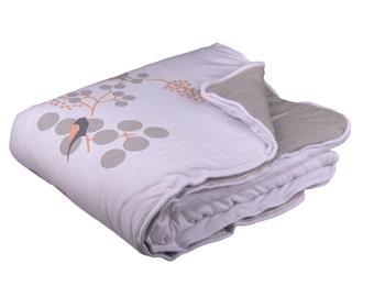 Bloom Sparrow Beginning Stroller Blanket