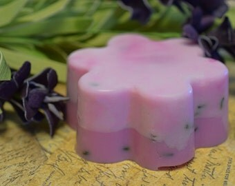 Lavender Goat Milk Soap Bar