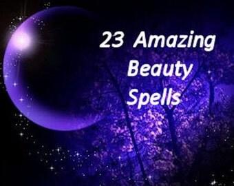 Wiccan Amazing Beauty Spells