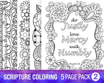 Coloring quotes  Etsy