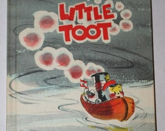 Little Toot by Hardie Gramatky - 1939 - Very Good Condition