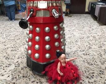 Dalek Tulle Skirt/Dress