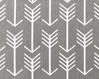 home decor fabrics by the yard. Home Decor Fabric Premier Prints Arrow Storm Gray Twill By the Yard  Decorating 7 oz decor fabric Etsy