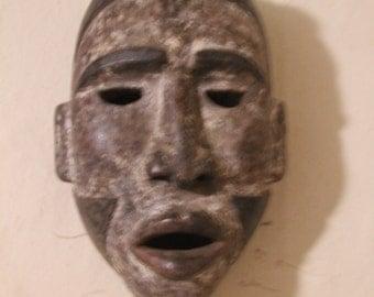 Punu mask Congo/Gabon
