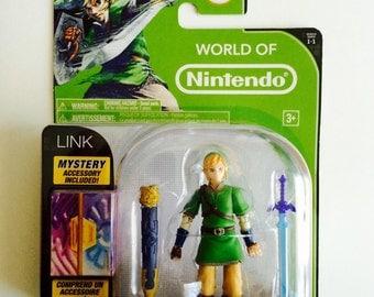 World of Nintendo: Legend of Zelda - Skyward Sword Link Action Figure