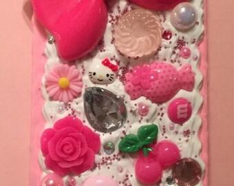 Kawaii iPhone 5 Case  Pink