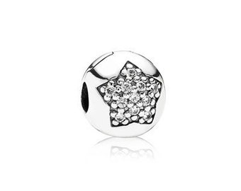 Authentic Pandora You're a Star Clip Charm