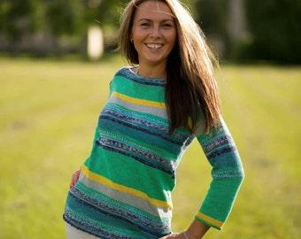 Knit sweaters. Woomen sweaters