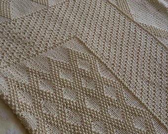Eric's Blanket Pattern