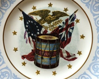 Freedom Avon Collectible Plate 1974 PRICE REDUCTION