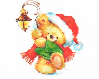 "A Brand New Counted Cross Stitch Kit ""Looking for a Miracle"" ALISA"