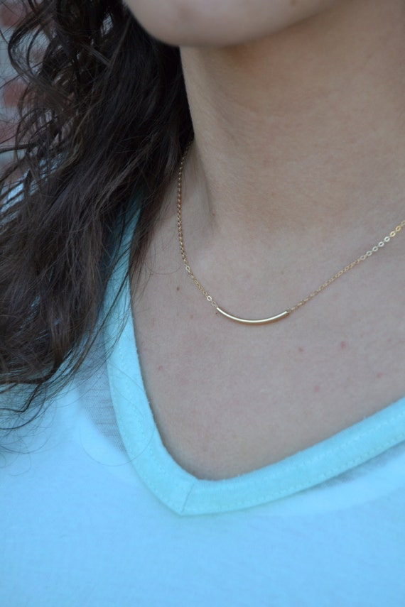 Dainty Layering Necklace - Available in Sterling Silver or 14K Gold Filled