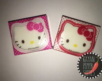 Hello Kitty Shaped Eraser