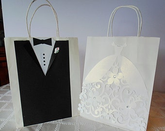 Wedding Guest Gift Bags