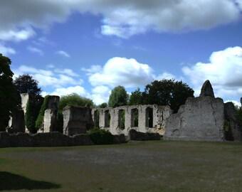Old Palace Ruins