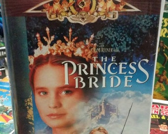 The Process Bride VHS- Clamshell Case, Classic Comedy Fantasy