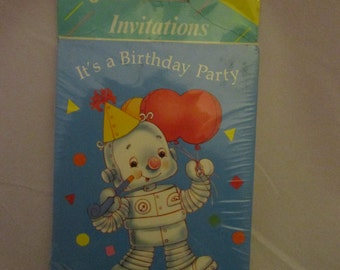 Tinman Party Invitations American Greetings