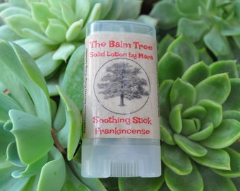 Frankincense Soothing Solid Lotion Stick