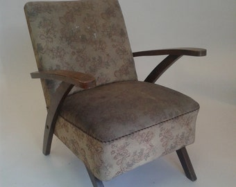 Mid-century Armchair - Design the transformation!