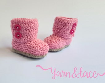 0-3 month, newborn crochet wrap booties. Babyshower gift. Photography Prop