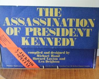 Jackdaw Publication, Assassination Of John F Kennedy, 1967 Publication, First Edition
