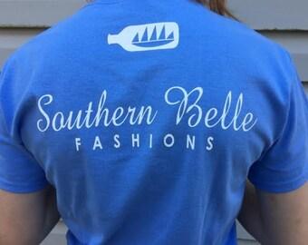 Carolina Blue Short Sleeve SBF Tee