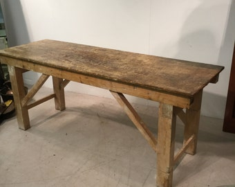 Original Workbench Table