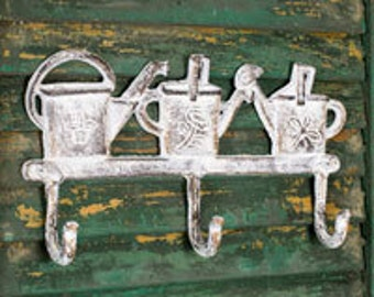 Watering Cans Wall Hooks