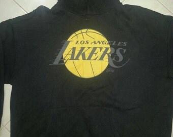 Vintage Lakers Hoodies