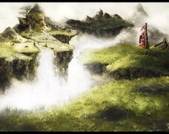 Abandoned Lands
