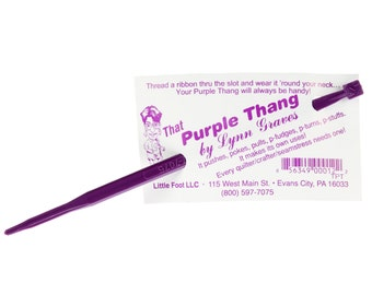 That Purple Thang Tool from Little Foot Ltd