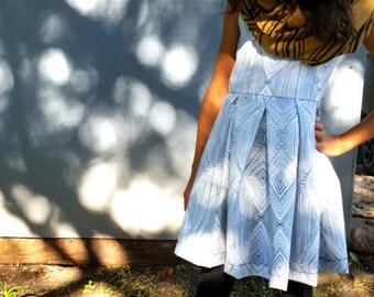 NinasInSeoul Fall Pleat Dress