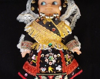 REDUCED National Costume doll