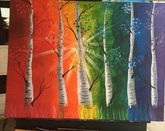 RB Birch trees