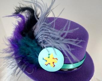Rara Countess Coloratura Mini Hat