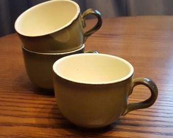 Metlox Poppytrail California Strawberry Cups