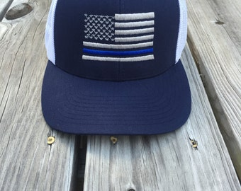 Fitted Police Support Hat
