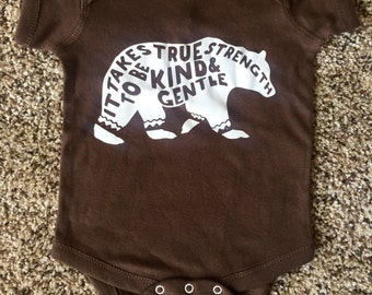 Baby onesies can be inspirational too!