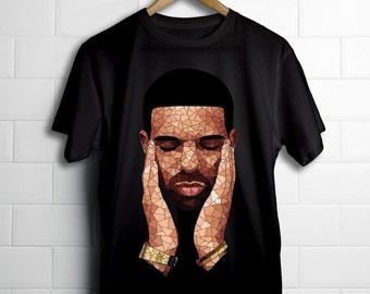 Drake Mosaic T-Shirt