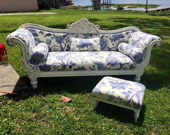 Antique Settee (Sofa, Couch)