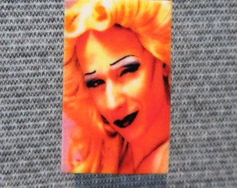 Handmade Hedwig and The Angry Inch Pin