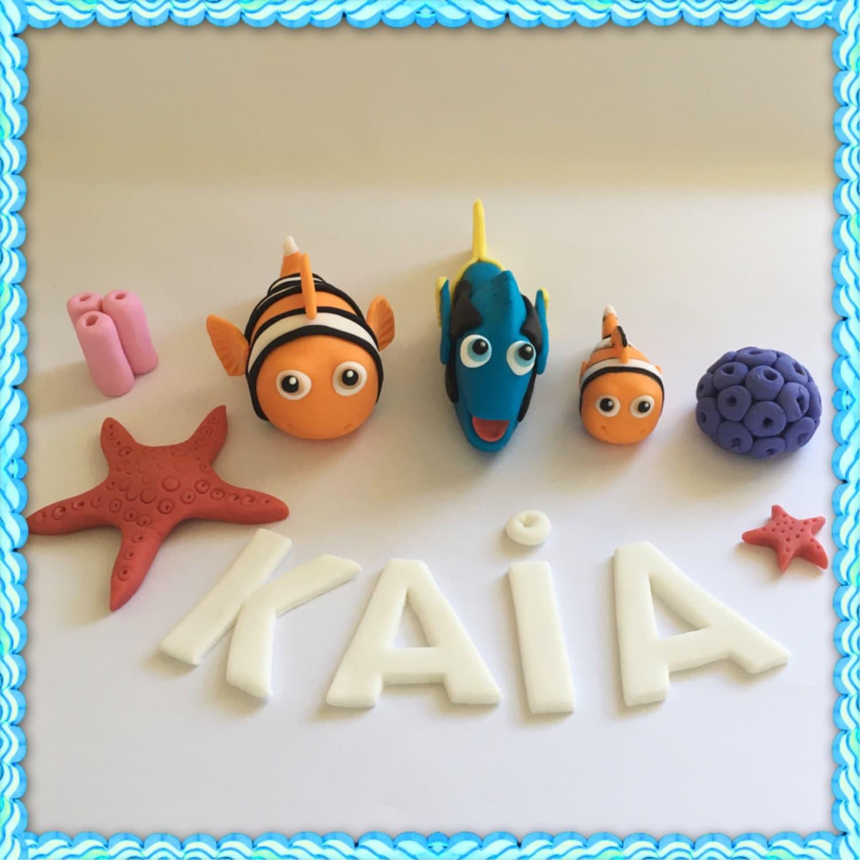 Finding Nemo Cake Toppers Australia