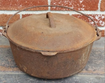 Cast Iron Dutch Oven - Price Reduced!!