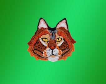 Applique/Patch/Application/Crochet pattern